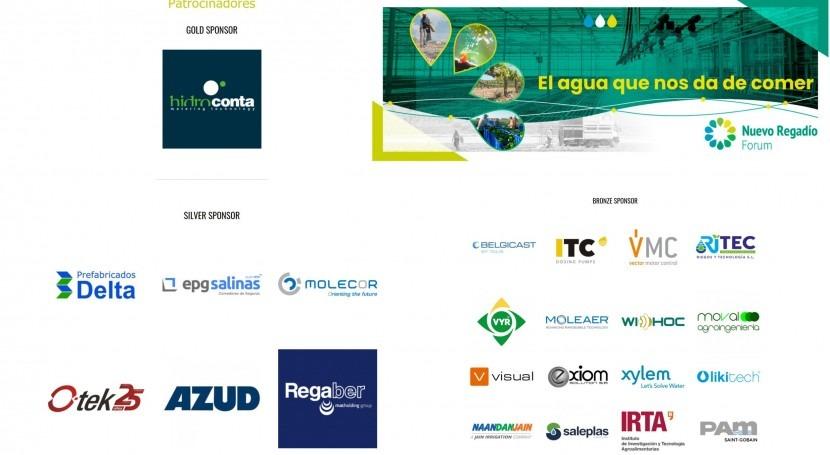 Nuevo Regadío Forum. Mi resumen 2021, bienvenido 2022