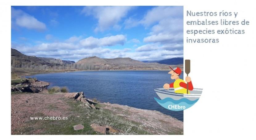 Temporada navegación cuenca Ebro
