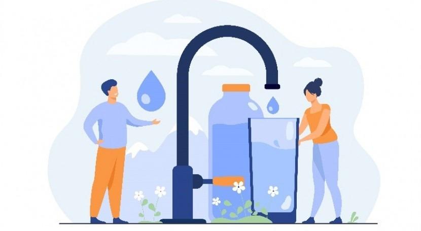 Digitalización y concienciación consumo agua