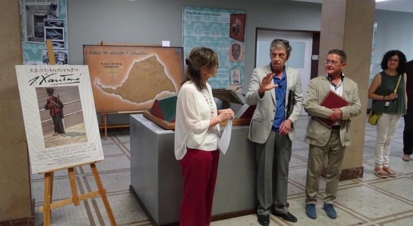Restaurando Xaudaró, exposición dedicada al dibujante más famoso principios siglo XX