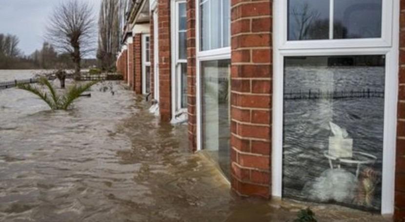 ¿Cómo detener inundaciones?