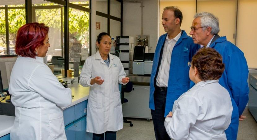 Representantes UNESCO visitan IMTA establecer Centro Seguridad Hídrica
