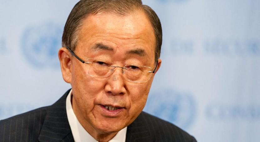 Ban Ki-moon. Foto: ONU-Mark Garten