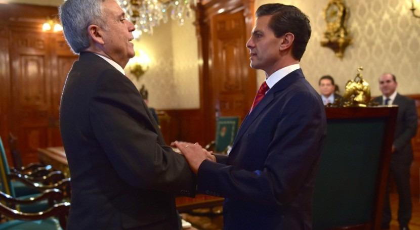 Presidente WWC se reúne Presidente República México