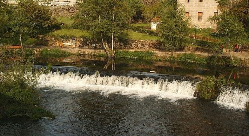 Imagen del Río Arnoia (wikipedia/CC)