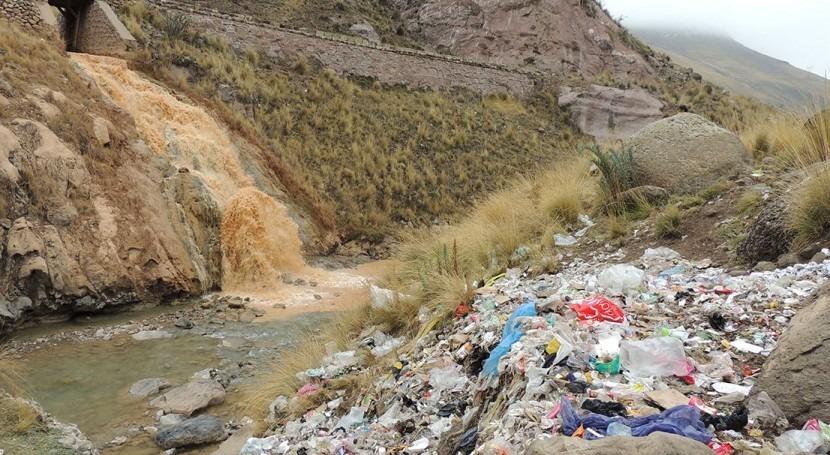 Río Mantaro en Perú (ANA)