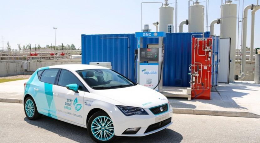 primer biocombustible 100% español procedente aguas residuales ya es realidad