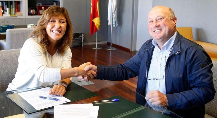Galicia mejorará red abastecimiento agua lugar Manchica, Merca