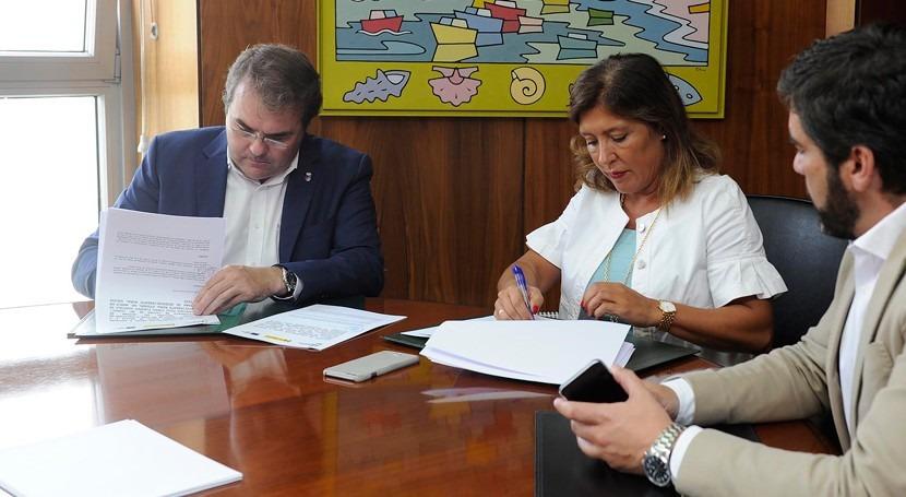 Galicia destina 500.000 euros mejorar abastecimiento Castro Rei
