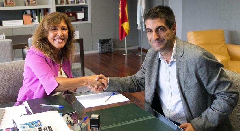 Galicia mejorará red abastecimiento agua Cenlle