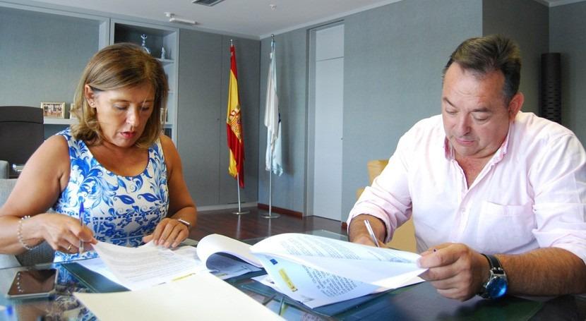 Gobierno gallego construirá depósito agua Freixido Larouco