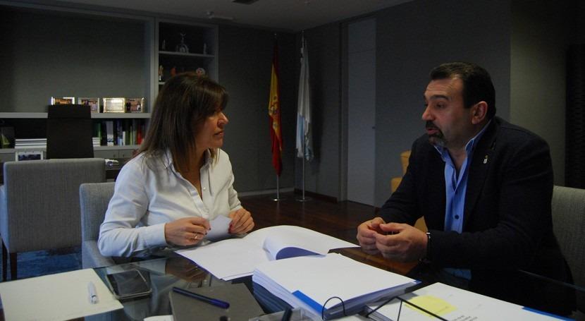 Gobierno gallego colaborará mejora abastecimiento Mesía