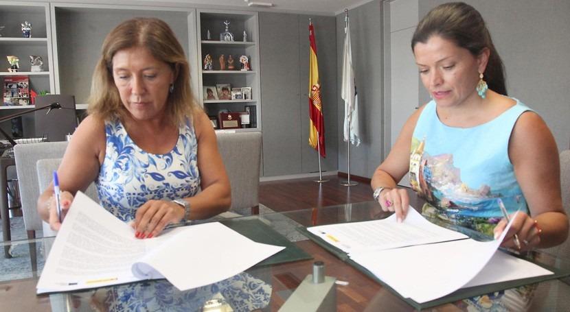 Mos mejorará saneamiento zonas Pedraucha y Atín–Cela