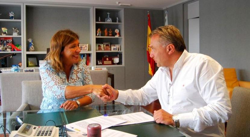 Galicia mejorará y ampliará abastecimiento Palas Rei