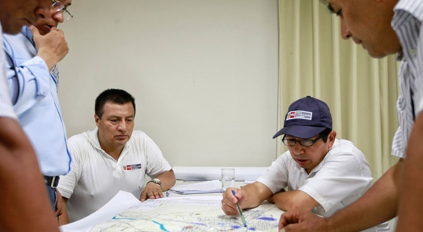 Perú adopta medidas inmediatas abastecer agua potable Región Piura