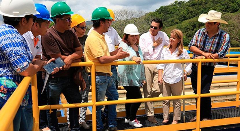 abastecimiento completo agua potable Yopal Colombia, más cerca