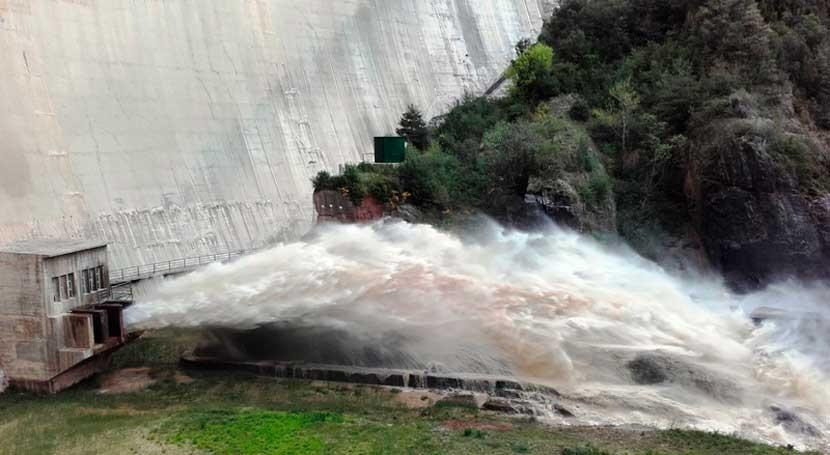 ACA adjudica redacción proyecto cambiar desagües presa Baells