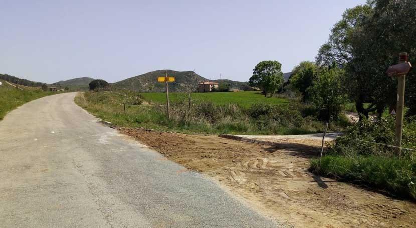 Agencia Catalana Agua finaliza trabajos retirada vegetación toma Darnius