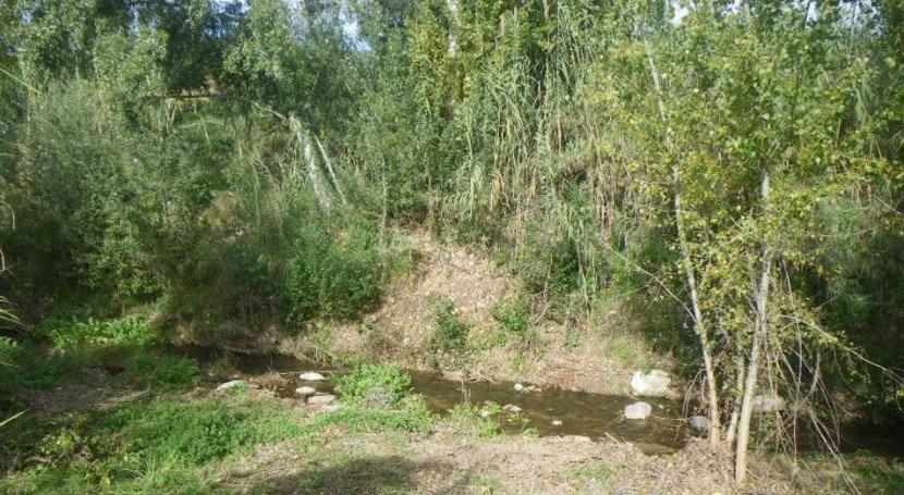 ACA mejora estado río Tenes paso dos municipios Vallès Oriental