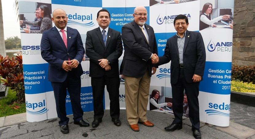 Perú, comprometida alcanzar cobertura universal agua potable áreas urbanas
