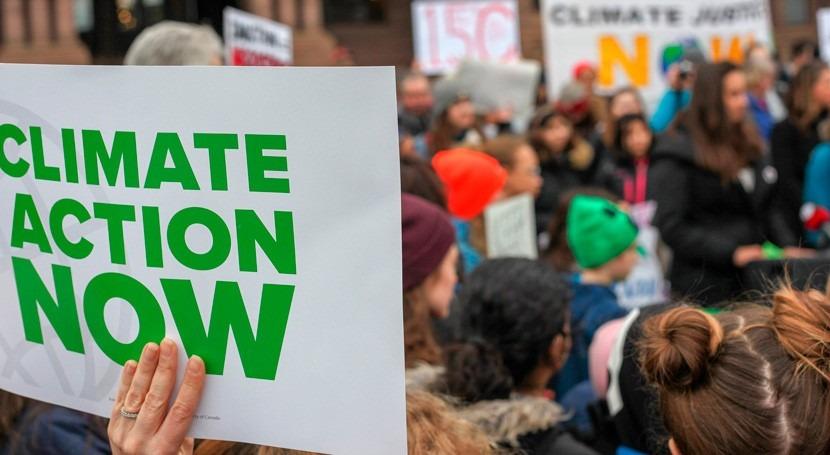 Más mitad población mundial cree que cambio climático supone emergencia global