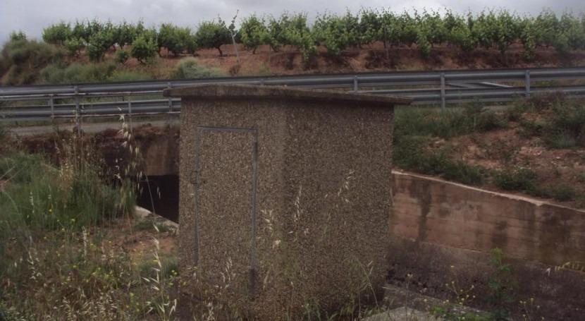 CHE licita obra mantenimiento canal Najerilla y acequia San Asensio (LR)