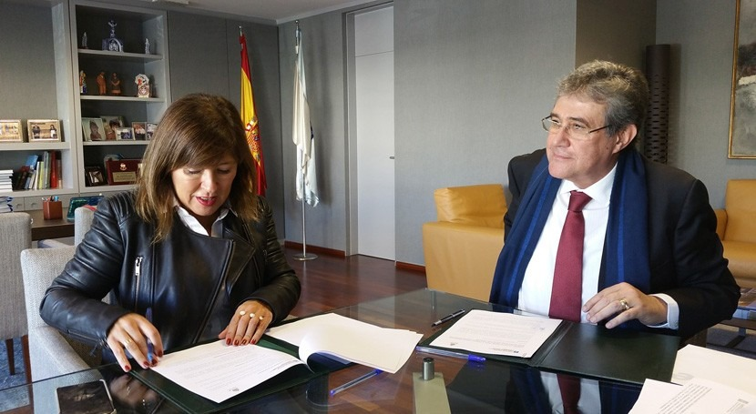 Galicia destinará 20.000 euros al acondicionamiento margen derecho río Avia Leiro
