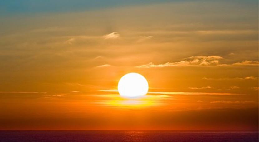 erupciones solares reducen 2% nubes Tierra