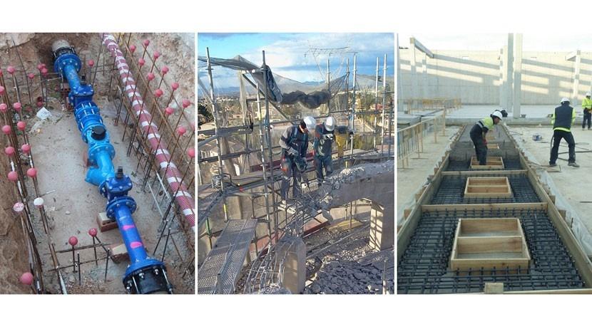 Hidraqua invierte últimos 3 años 1,8 Millones euros l'Eliana, Valencia
