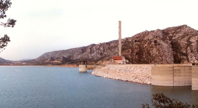 Licitada explotación abastecimiento embalse Calanda 8 municipios Teruel