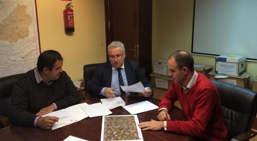 Imagen de la reunión de la Comisión de Seguimiento