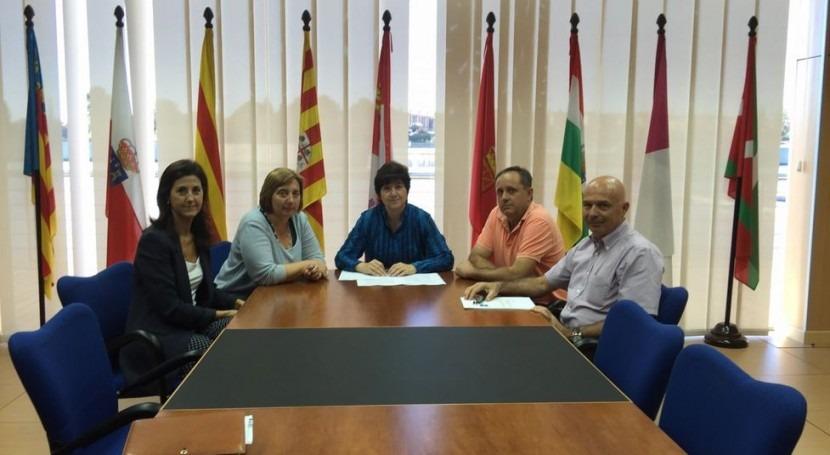 Acuaes impulsa proyecto mejora regadíos Fuentes Ebro Zaragoza