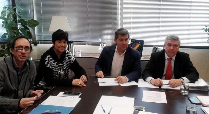 ACUAES pide al Ayuntamiento Soria que defina alternativa elegida mejorar saneamiento ciudad