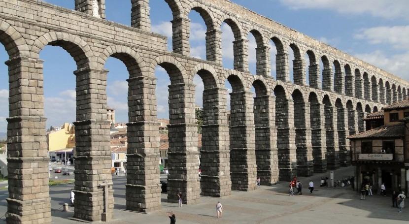 Acueducto de Segovia (wikipedia/CC)