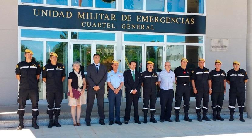 CHT y UME firman acuerdo cooperación pionero España