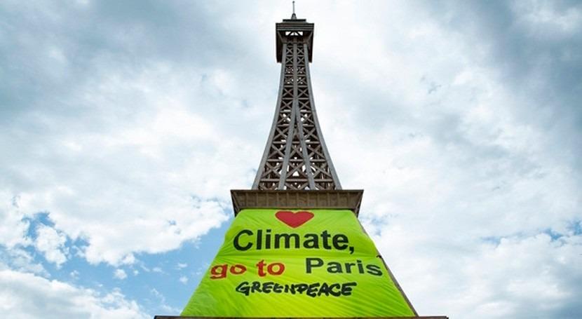 Greenpeace celebra adhesión EEUU y China al acuerdo climático París