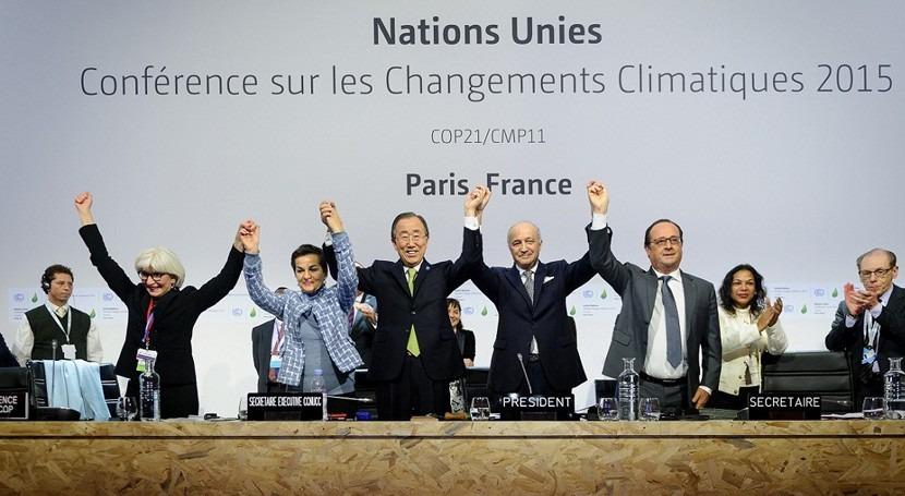 Acuerdo Clima París: Veintiocho se comprometen ratificarlo cuanto antes