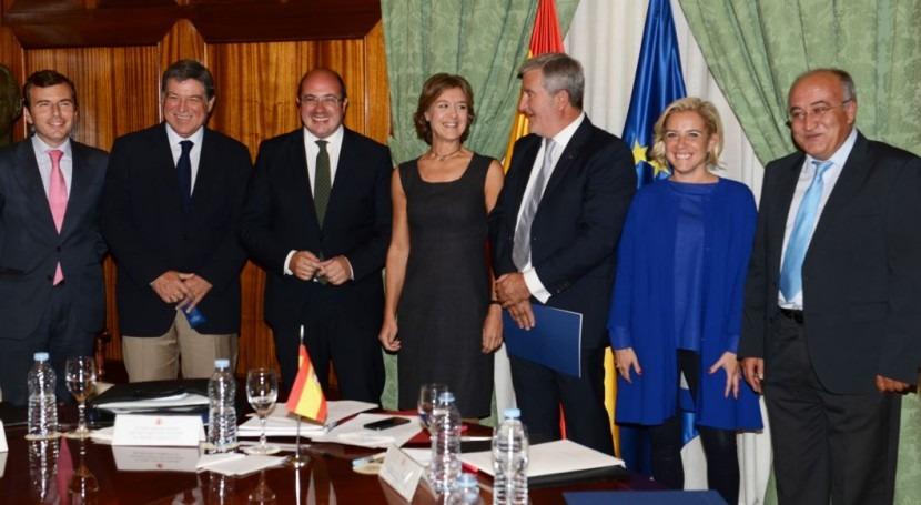 C-LM lamenta acuerdo MAGRAMA y Murcia no incluir alternativas al trasvase