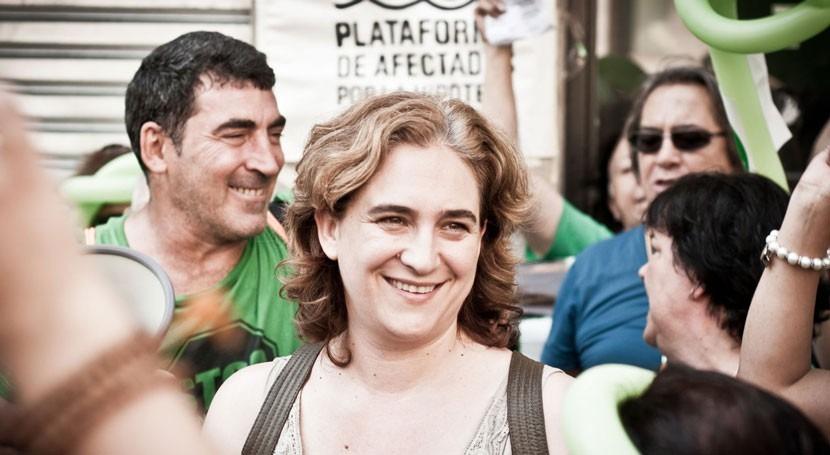 Ada Colau (Wikipedia/CC).