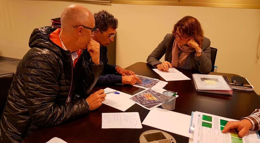 planes mejora EDAR Pinedo superan 5 millones euros