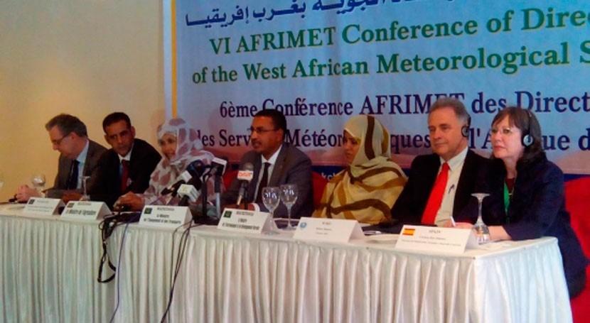 España y África refuerzan colaboración materia hidrológica y meteorológica