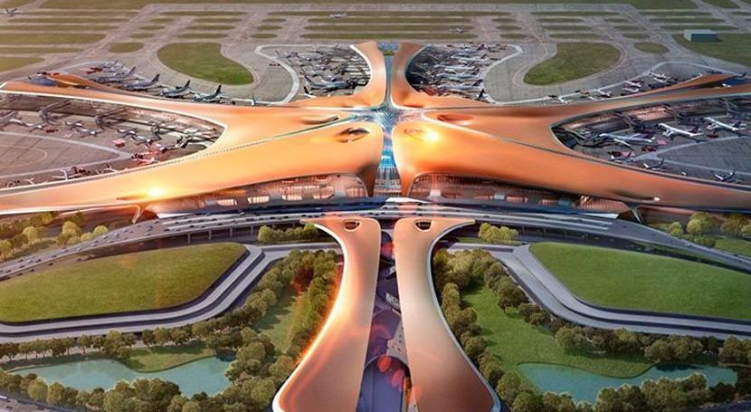"""nuevo aeropuerto Pekín pide Xylem """"ciudad verde"""""""