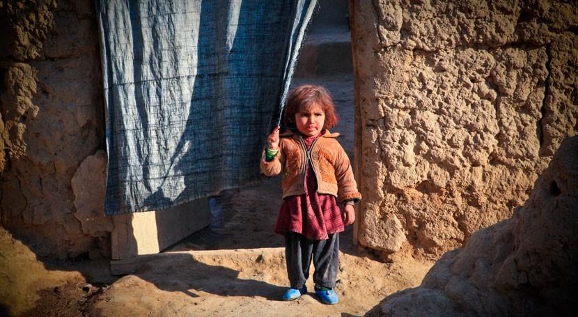 efectos colaterales sequía Afganistán