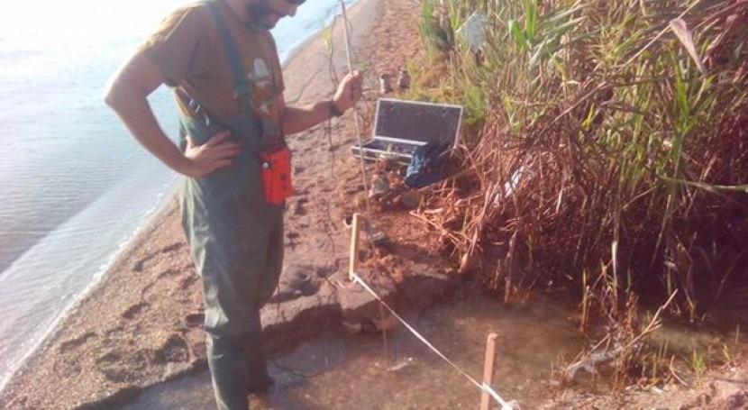 Rambla Albujón deja volcar más 400 litros segundo vertidos al Mar Menor