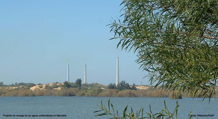 Israel reutiliza 90% agua residual ya depurada usos agrícolas