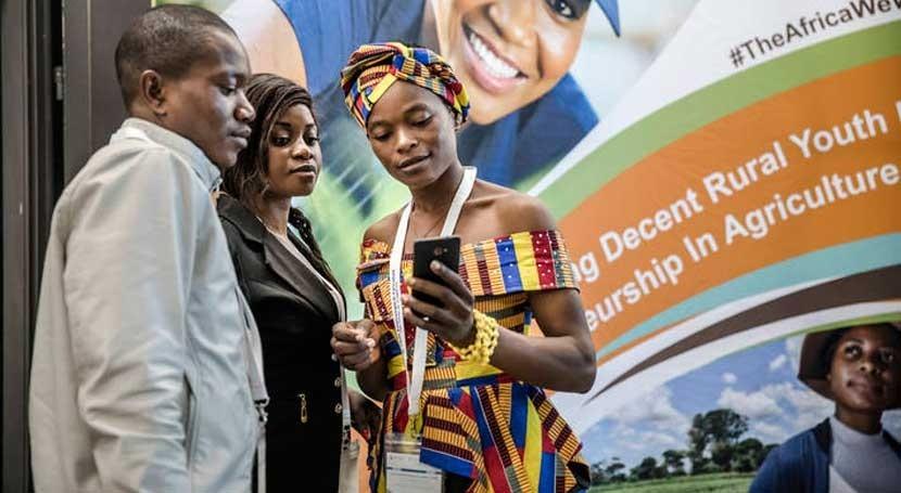 migración puede privar África jóvenes que modernicen agricultura
