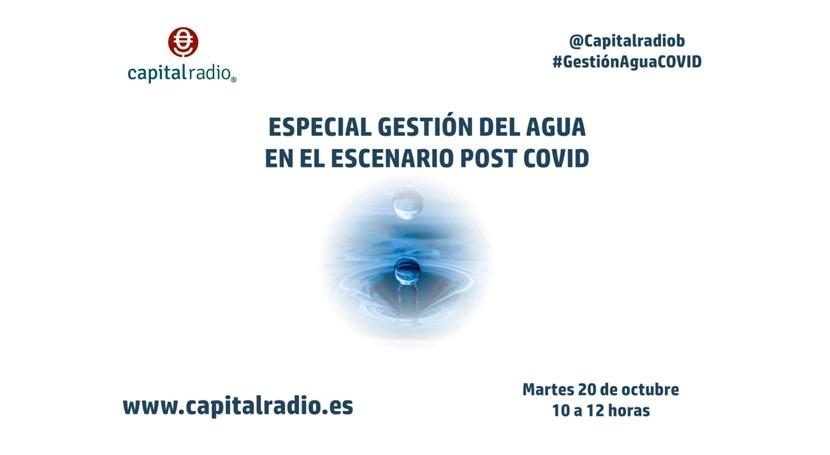 Participación AGA Capital Radio próximo 20 octubre