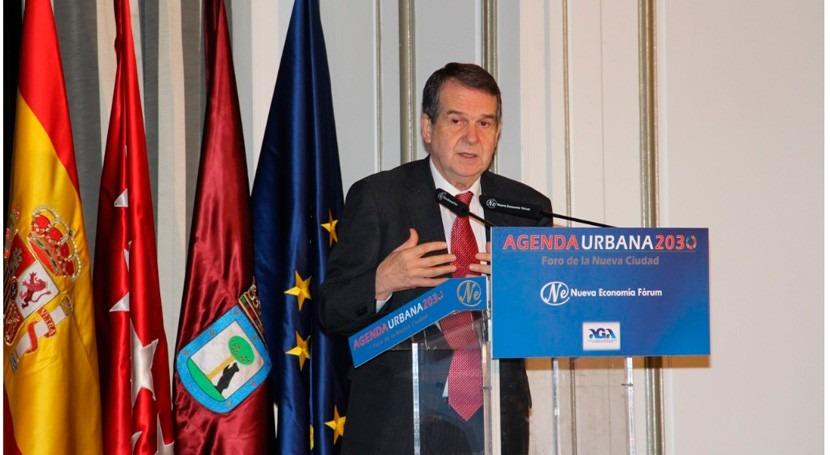 AGA y Agenda Urbana 2030: Foro Nueva Ciudad