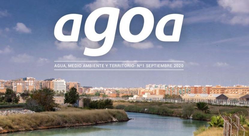 """Fundación Aguas València lanza revista divulgación científica """"aGOa"""""""