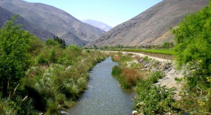 Chile declara agotamiento cuenca río Huasco y afluentes Región Atacama
